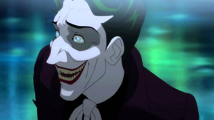 Mark Hamill in Batman: The Killing Joke (2016)