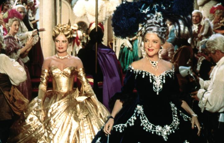 Grace Kelly and Jessie Royce Landis in To Catch a Thief (1955)