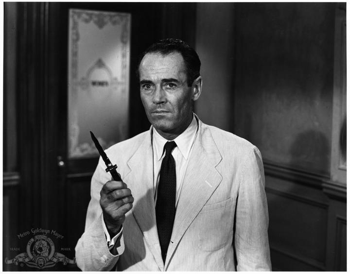 Henry Fonda in 12 Angry Men (1957)