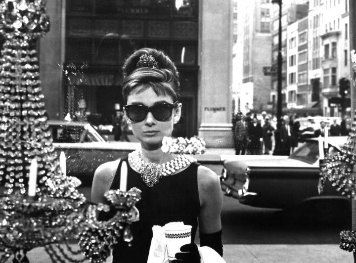 Audrey Hepburn in Breakfast at Tiffany's (1961)