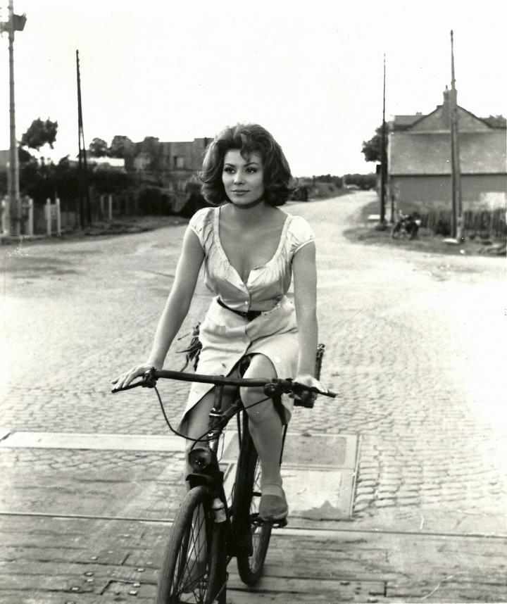 Irina Demick in The Longest Day (1962)