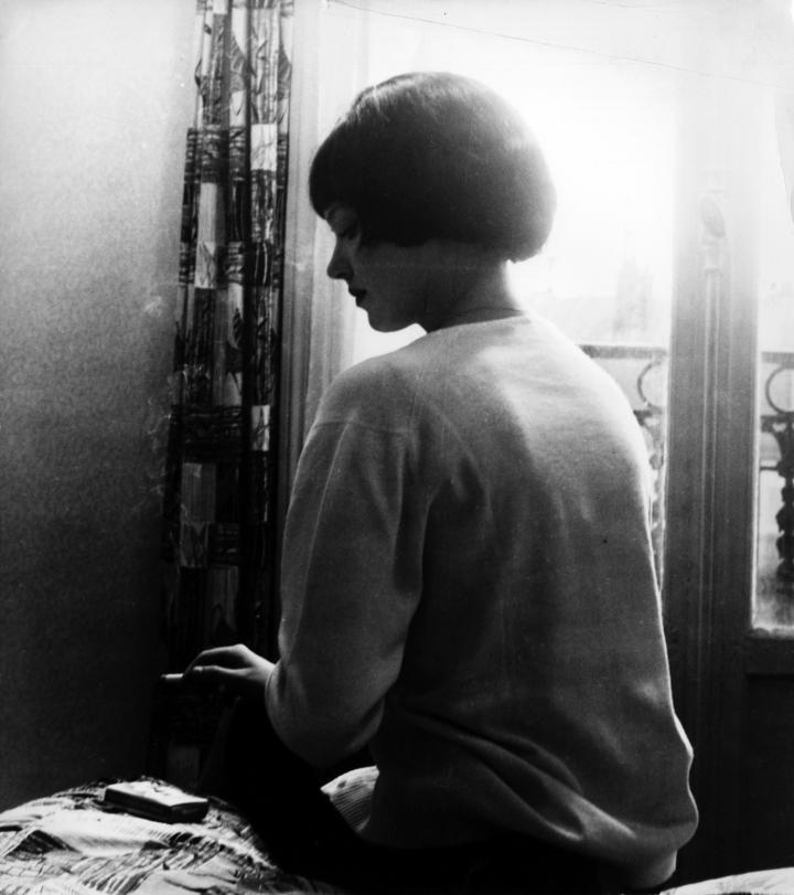 Anna Karina in My Life to Live (1962)