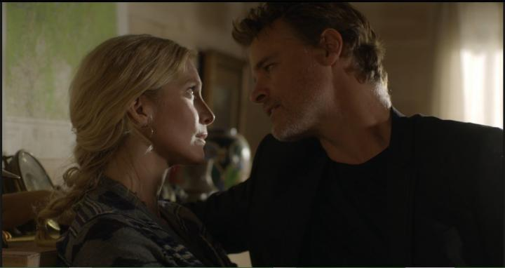 Elizabeth Mitchell and Dylan Neal in Dead of Summer (2016)