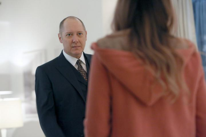 James Spader in The Blacklist (2013)