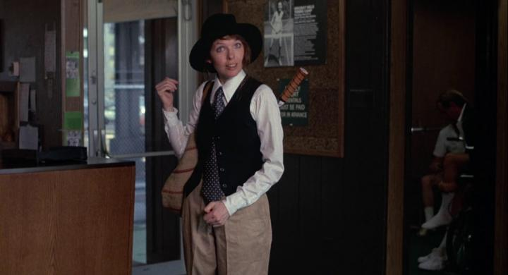 Diane Keaton in Annie Hall (1977)