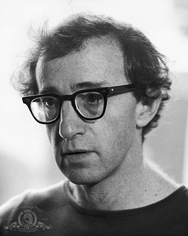 Woody Allen in Manhattan (1979)