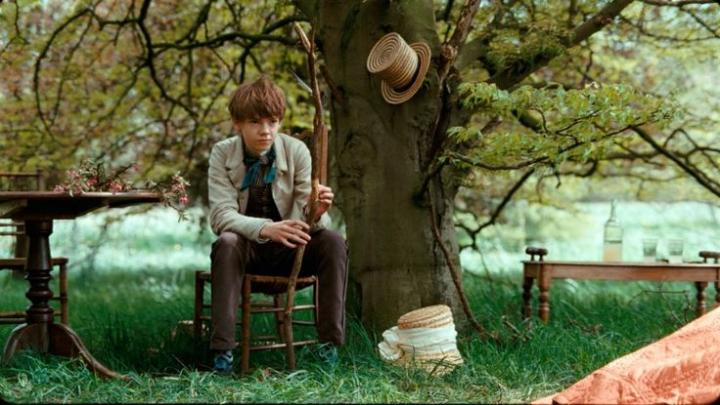 Thomas Brodie-Sangster in Bright Star (2009)