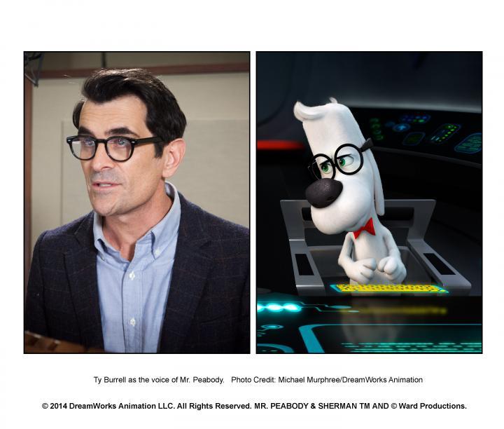 Mr. Peabody & Sherman