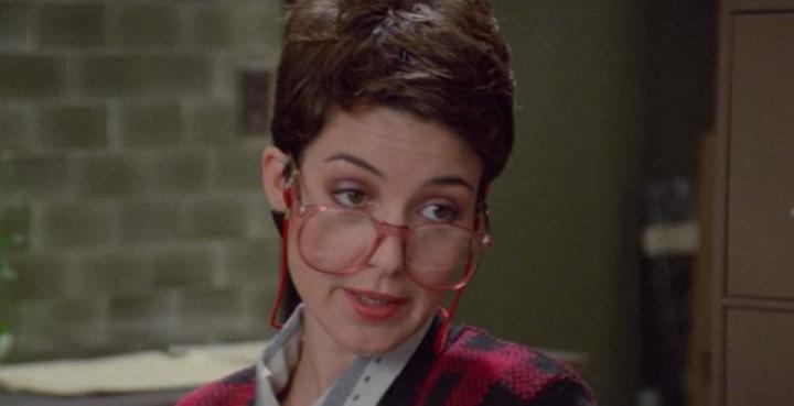 Annie Potts in Ghostbusters (1984)
