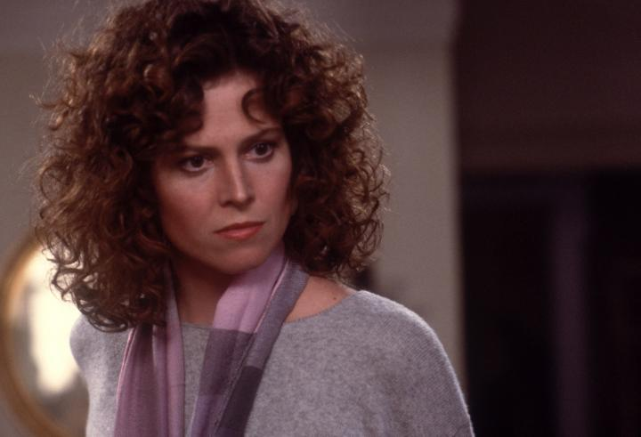 Sigourney Weaver in Ghostbusters (1984)
