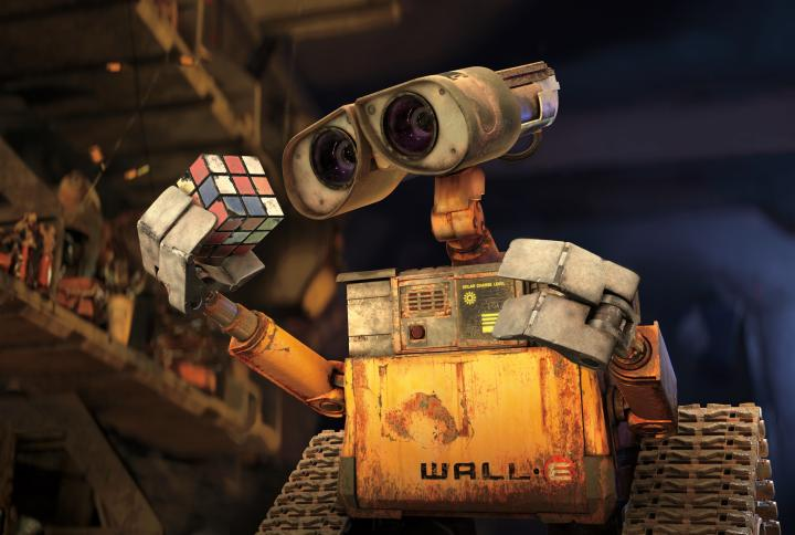 Ben Burtt in WALL·E (2008)