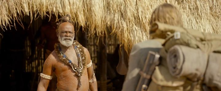 Yule Masiteng in The Legend of Tarzan (2016)