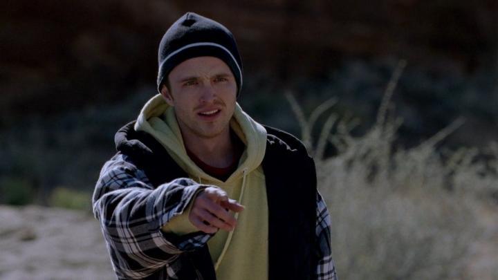 Aaron Paul in Breaking Bad (2008)