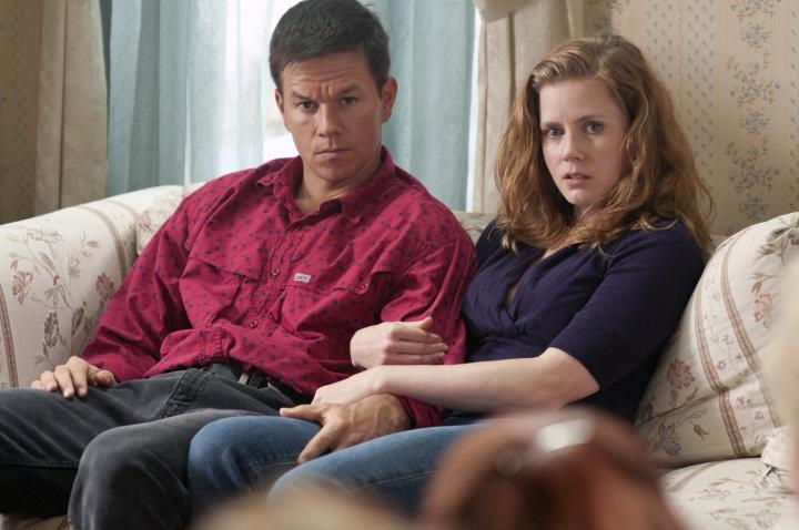 Mark Wahlberg and Amy Adams in The Fighter (2010)