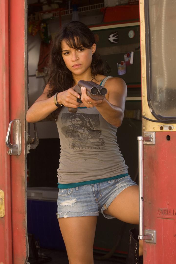 Michelle Rodriguez in Machete (2010)