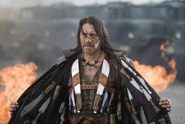 Danny Trejo in Grindhouse (2007)
